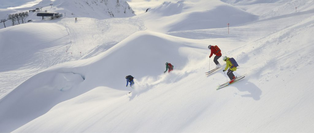Group Skiing - Corporate Ski Trips & Skiing Events