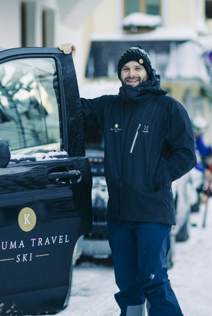 Driver Service part of Kaluma's All Inclusive Luxury Ski Holidays