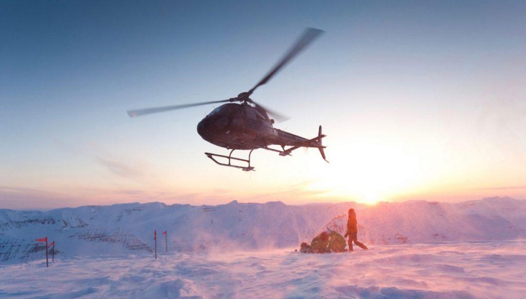 Heli-Skiing a Ski Experience offered by Kaluma Ski - Ski Tour Operator