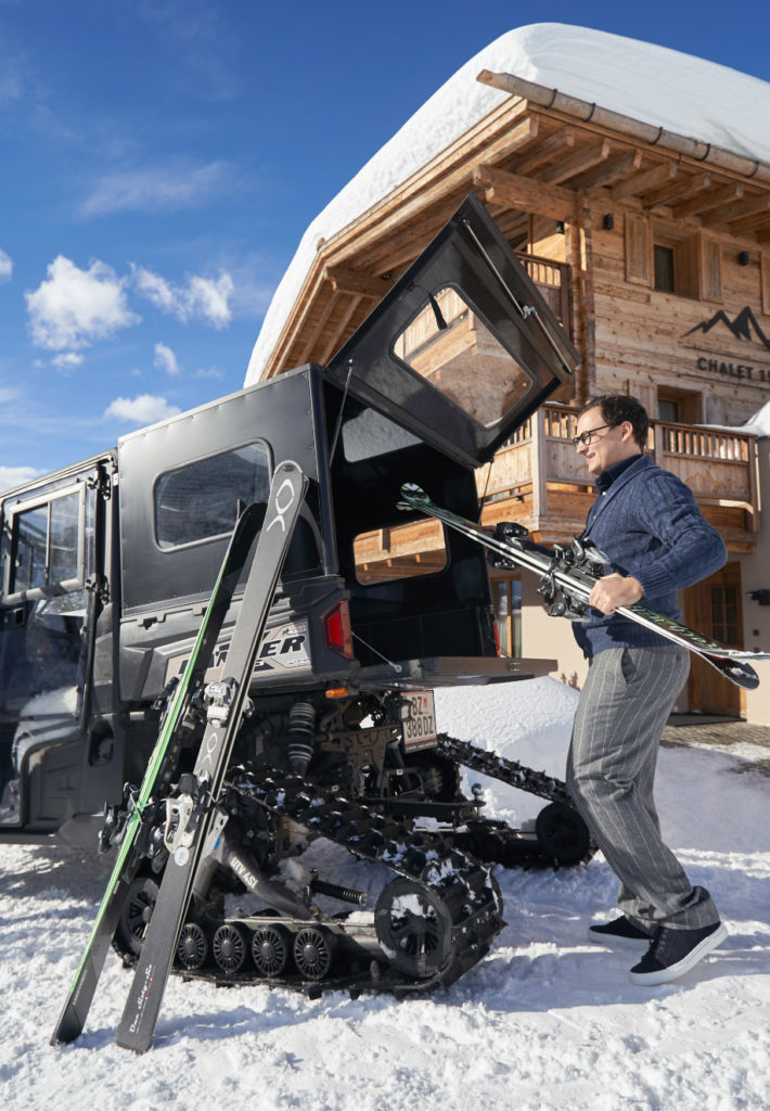 Concierge Service at Chalet 1551 Lech