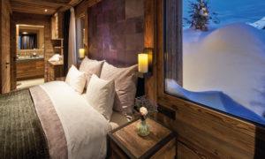 Chalet 1551 Lech Bedroom
