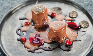Fine Dining at Chalet 1551, Lech