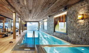 Chalet 1551 Indoor Swimming Pool - Ultimate Luxury Ski Chalet in Lech