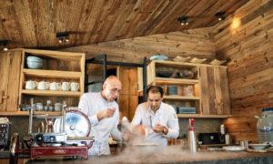Chefs at Chalet 1551, Lech