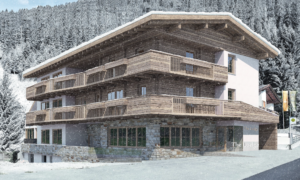 Chalet 47 Exterior - New Luxury Ski Chalet in St Anton