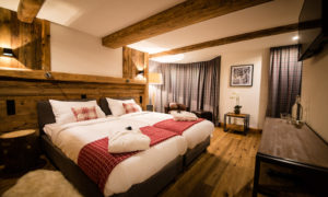 Chalet 53 Bedroom