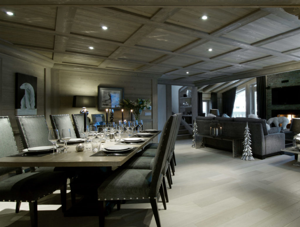 Luxury Catered Ski Chalet in Val d'Isère