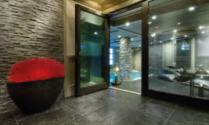 Chalet Black Pearl Spa Area - Luxury Ski Chalet, Val d'Isère