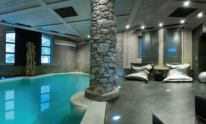 Chalet Black Pearl Indoor Swimming Pool - Luxury Ski Chalet, Val d'Isère