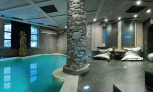 Chalet Black Pearl Indoor Swimming Pool - Luxury Ski Chalet, Val d'Isère