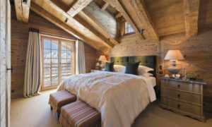 Chalet Chouqui Bedroom