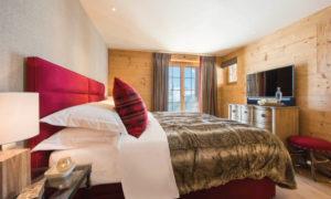 Chalet Chouqui Bedroom