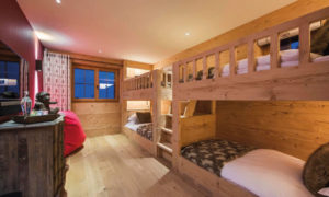 Chalet Chouqui Kids Bedroom