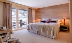 Chalet Grace, Zermatt Bedroom