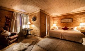 Chalet Hermine Guest Bedroom