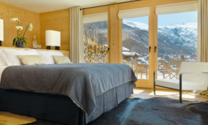 Chalet Maurice Bedroom