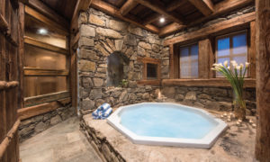 Chalet Montana - Chalets with Hot Tub in Courchevel 1850