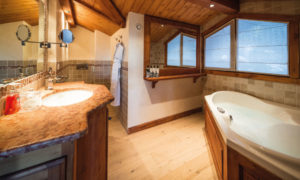 Chalet Chinchilla Bathroom