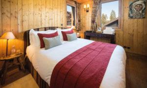 Chalet Chinchilla Bedroom