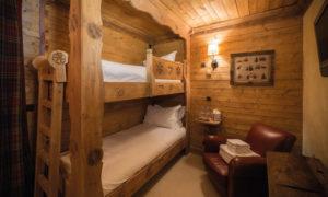 Chalet Chinchilla Bunk Room