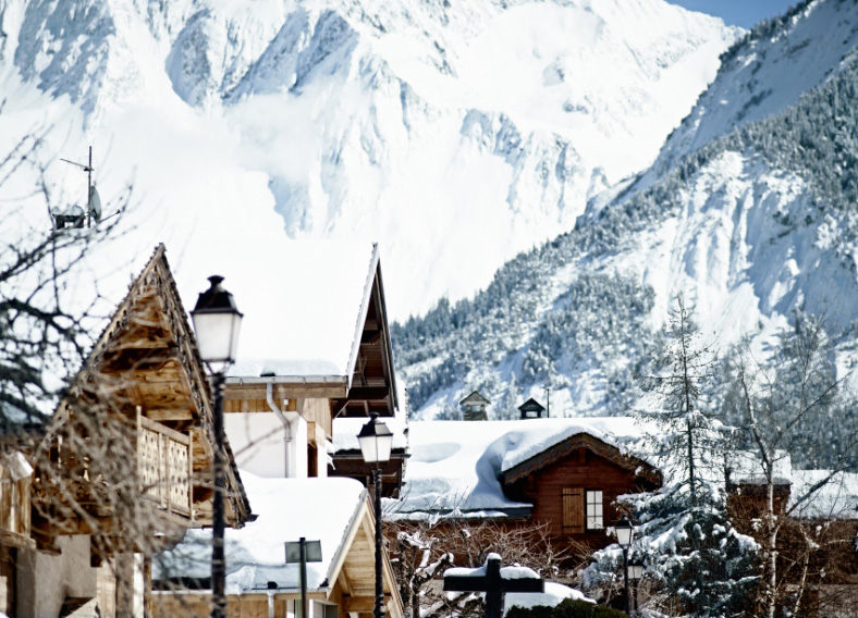 Luxury Ski Chalets in Courchevel