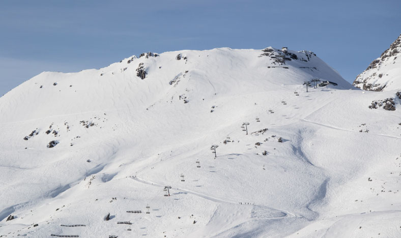 Lech Ski Slopes