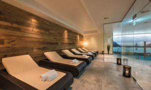 Eden Rock Spa & Relaxation Area