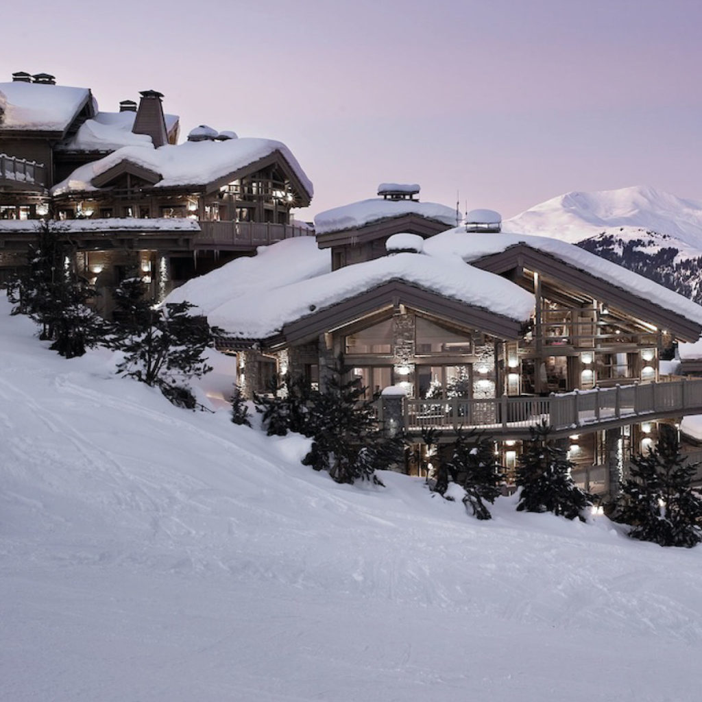 Le K2 Catered Ski Chalets Exterior
