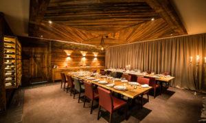Chalet Montfort Dining Room