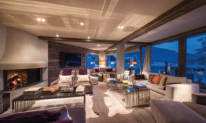 No. 14 Verbier Living Room