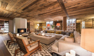 Place Blanche Verbier Living Room