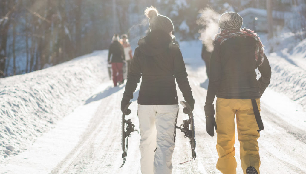 In-Resort Staff - Luxury Ski Holiday
