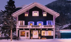 Sweet Little Home Exterior - Chocolate Box Chalet