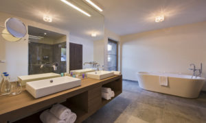 Chalet Zari Bathroom