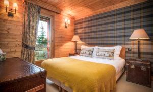 Chinchilla bedroom