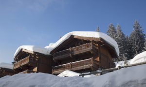 Chalet Colombe Exterior - Courchevel 1850