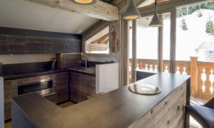 Chalet Colombe Kitchen