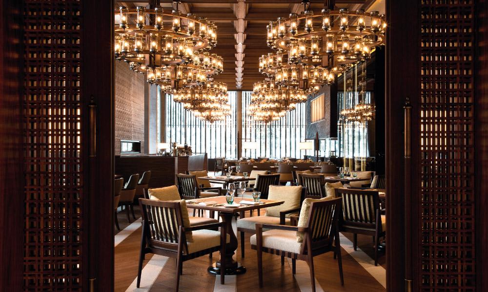 Chedi Andermatt Restaurant