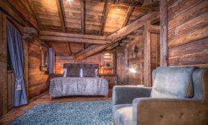 Chalet Montana Master Bedroom