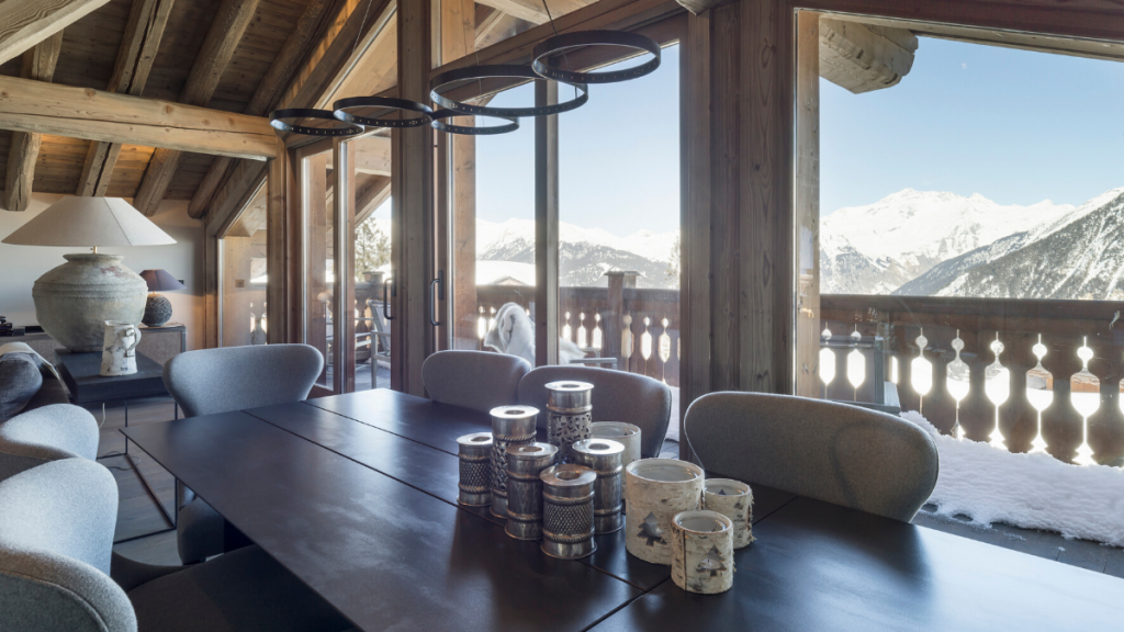 Chalet Colombe nominated for World Ski Awards