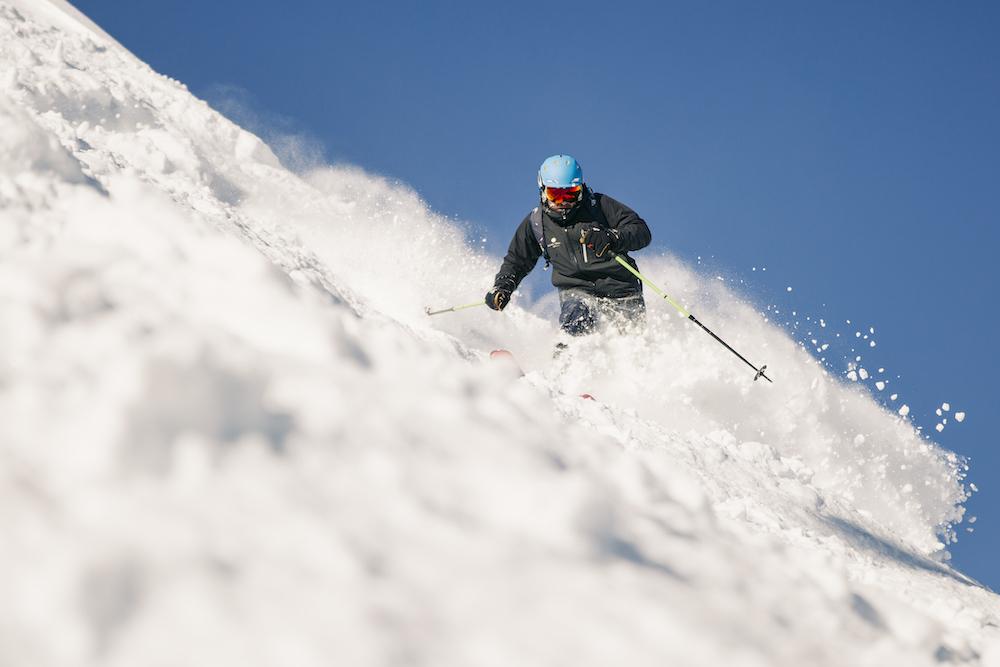 Kaluma Ski - Off-piste experience