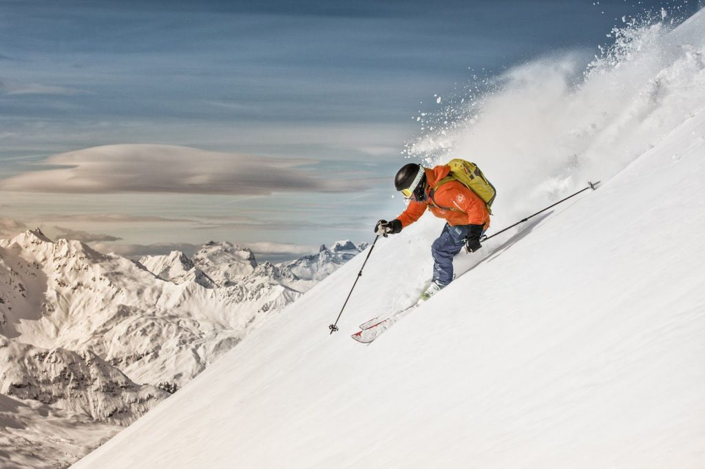 Piste to Powder & Kaluma Ski off-piste experience